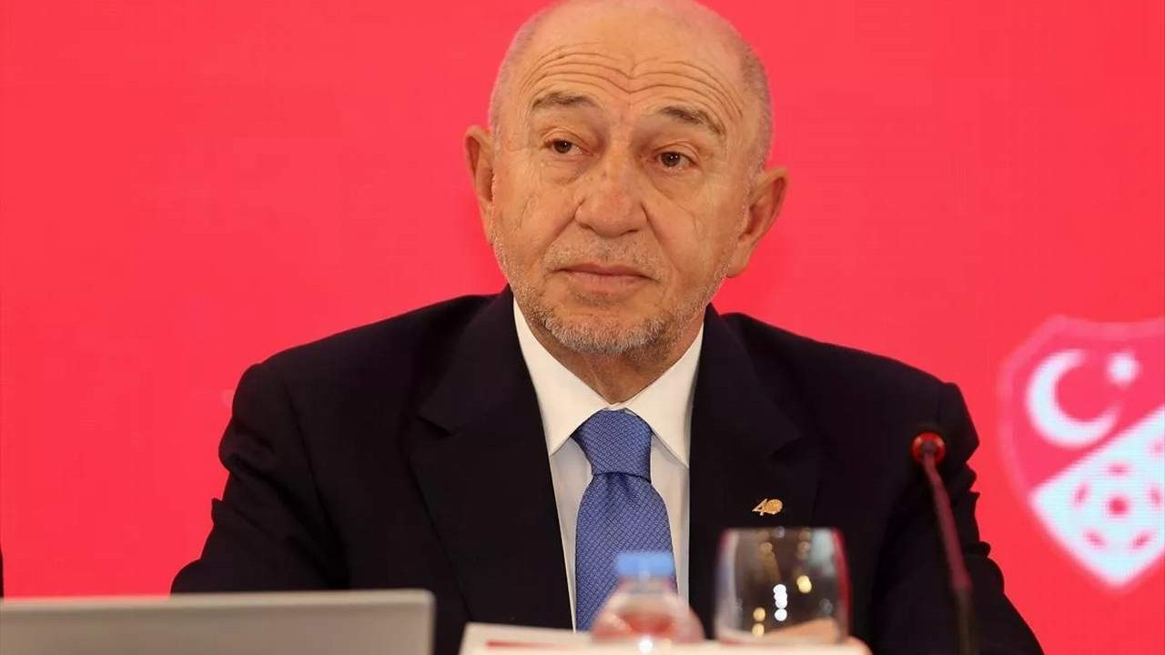 TFF Başkanı Özdemir ''pes'' etti