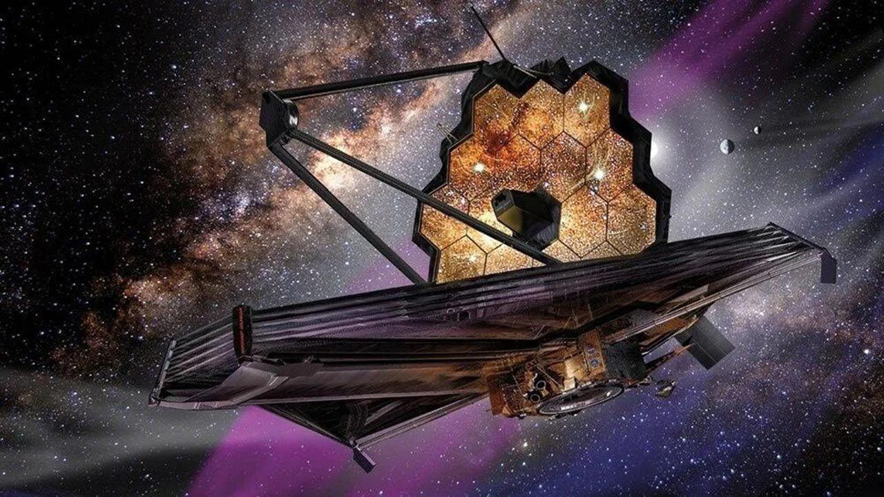 NASA, James Webb Uzay Teleskobu'nu fırlatmaya hazırlanıyor - Resim: 2