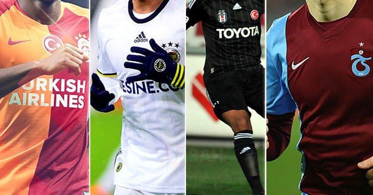Galatasaray ve Fenerbahçe'nin eski yıldızları kulüpsüz kaldı