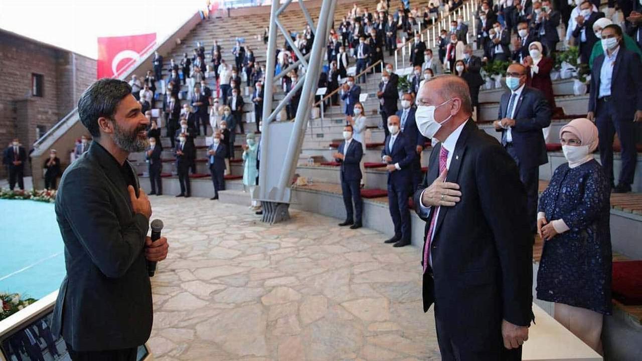AK Parti'nin şarkılarını yapan isimden Erdoğan'a itiraz