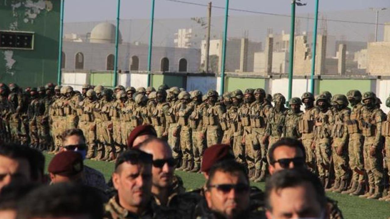 Suriye'deki 5 askeri grup tek çatı altında birleşti