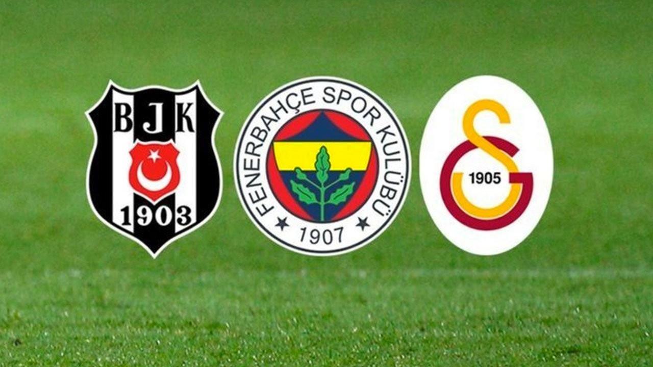 Türkiye futbola doyacak! 3 büyükler 22 günde 7'şer maç yapacak