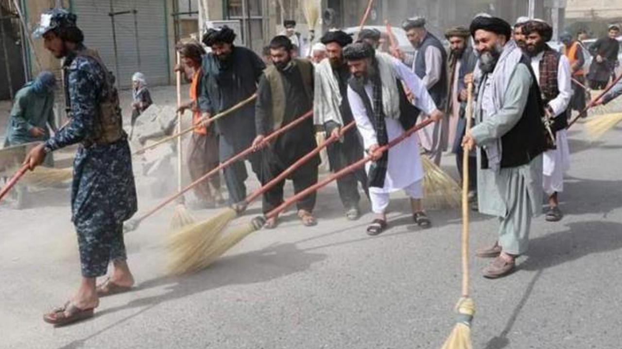 Hükümeti kuran Taliban'ın ilk icraatı bu oldu