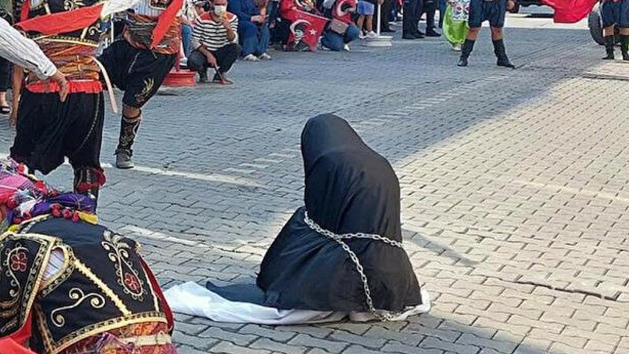 Burası Türkiye! Tepki çeken görüntüye soruşturma başlatıldı