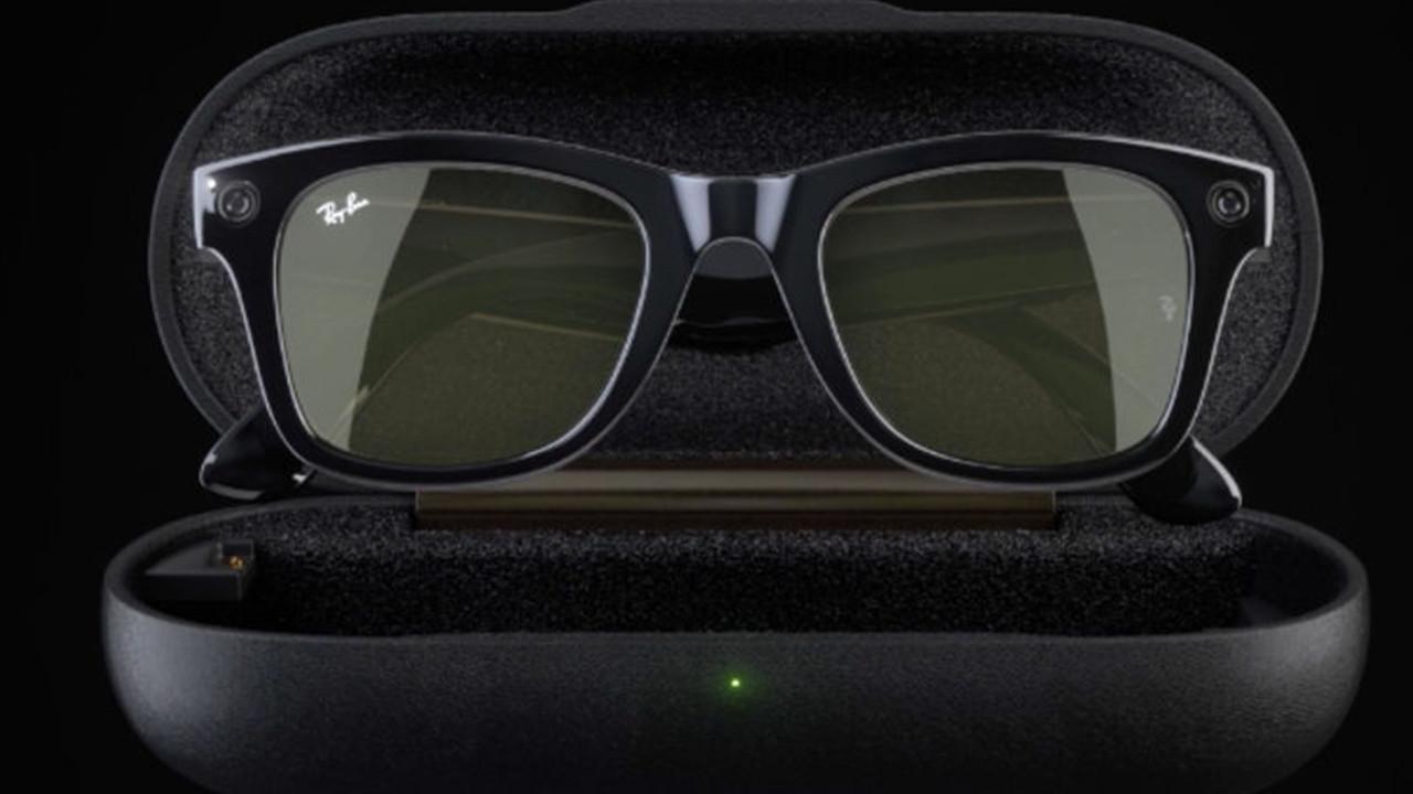 Facebook'un akıllı gözlüğü satışa çıktı: İşte özellikleri ve fiyatı
