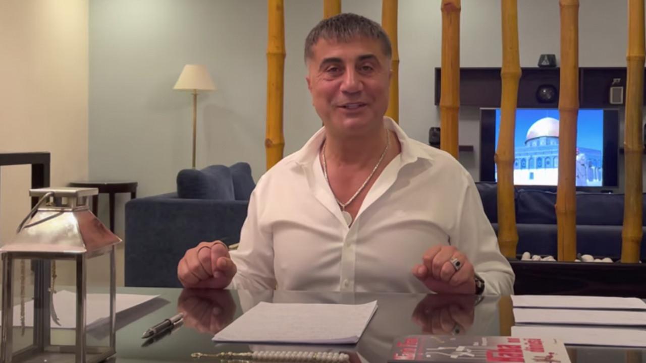 Sedat Peker, ses kayıtlarını ve yazışmaları neden yayınlamadığını açıkladı