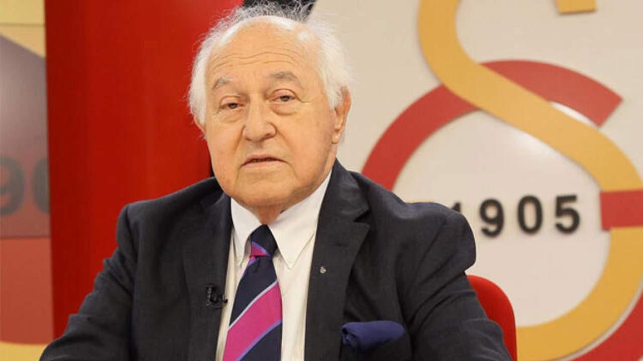 Galatasaray eski başkanı hayatını kaybetti