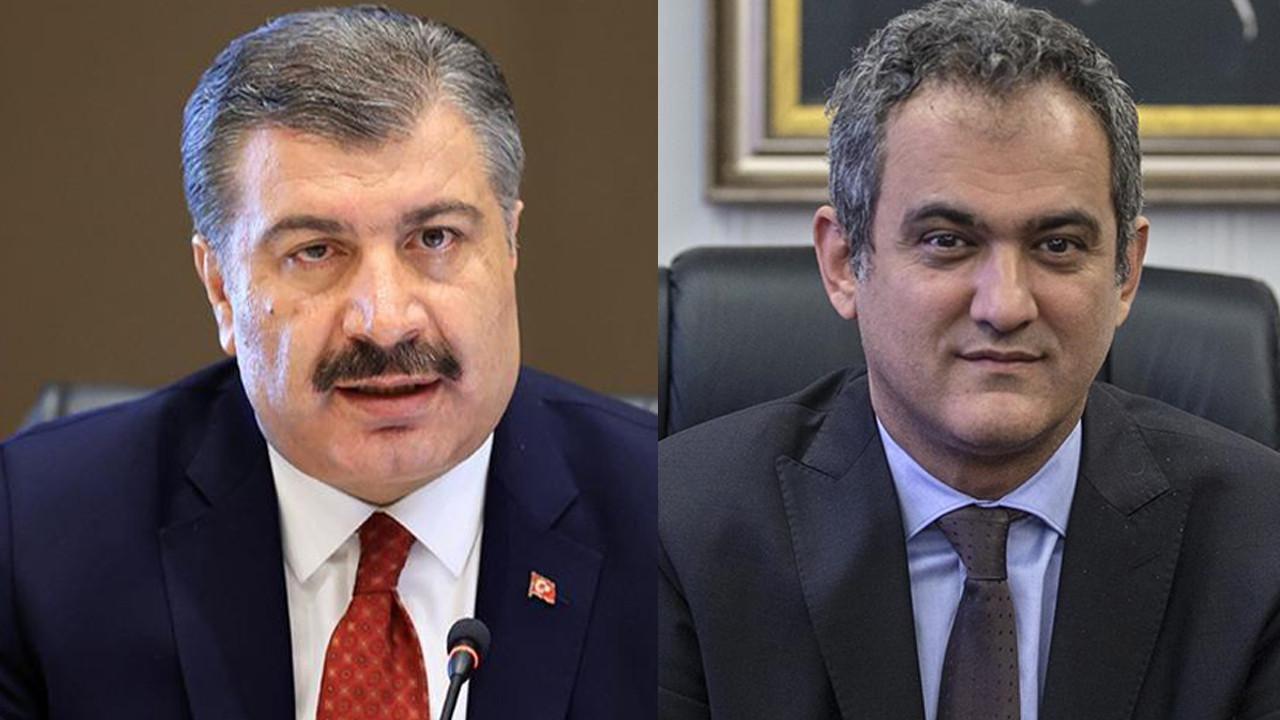 Bakan Koca ve Bakan Özer'e istifa çağrısı