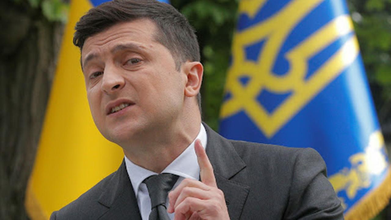 Ukrayna lideri meydan okudu: ''Rusya ile savaşabiliriz''