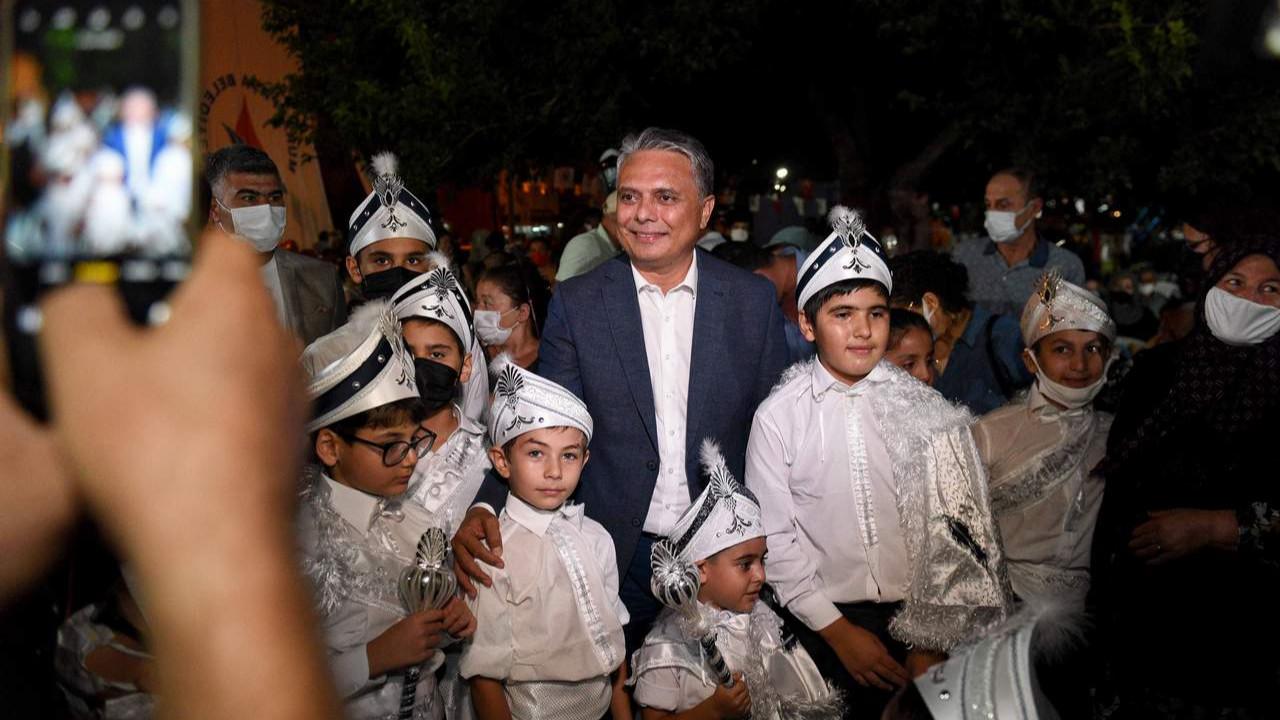 Başkan Uysal: ''Çocuklarımızın bahtı, Antalya'mız gibi olsun''
