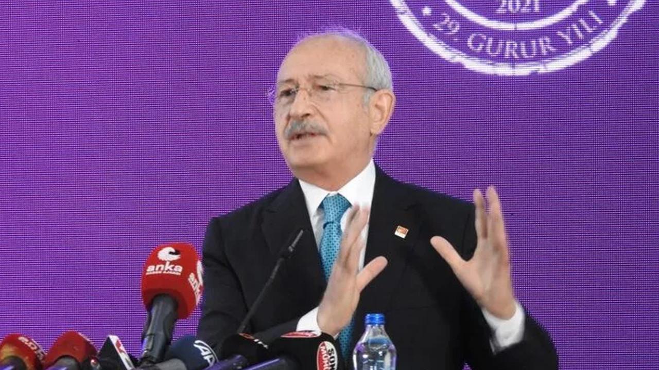 Kemal Kılıçdaroğlu'ndan 'cumhurbaşkanlığı adaylığı' açıklaması