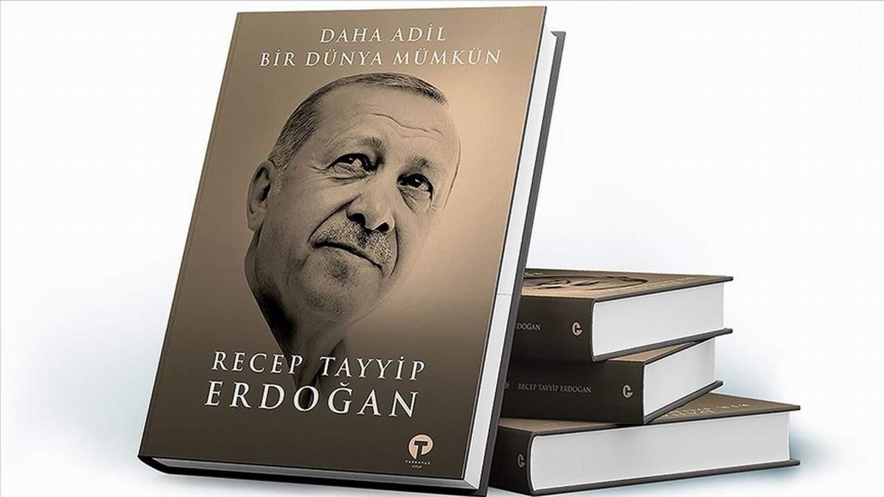 Erdoğan'ın kitabı Daha Adil Bir Dünya Mümkün kitabını Erdoğan mı yazdı yoksa ?