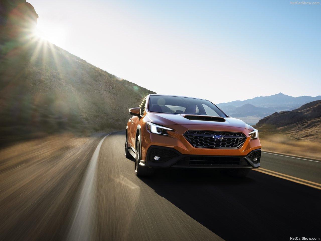 Subaru WRX yeniden doğuyor! İşte karşınızda 2022 model Subaru WRX