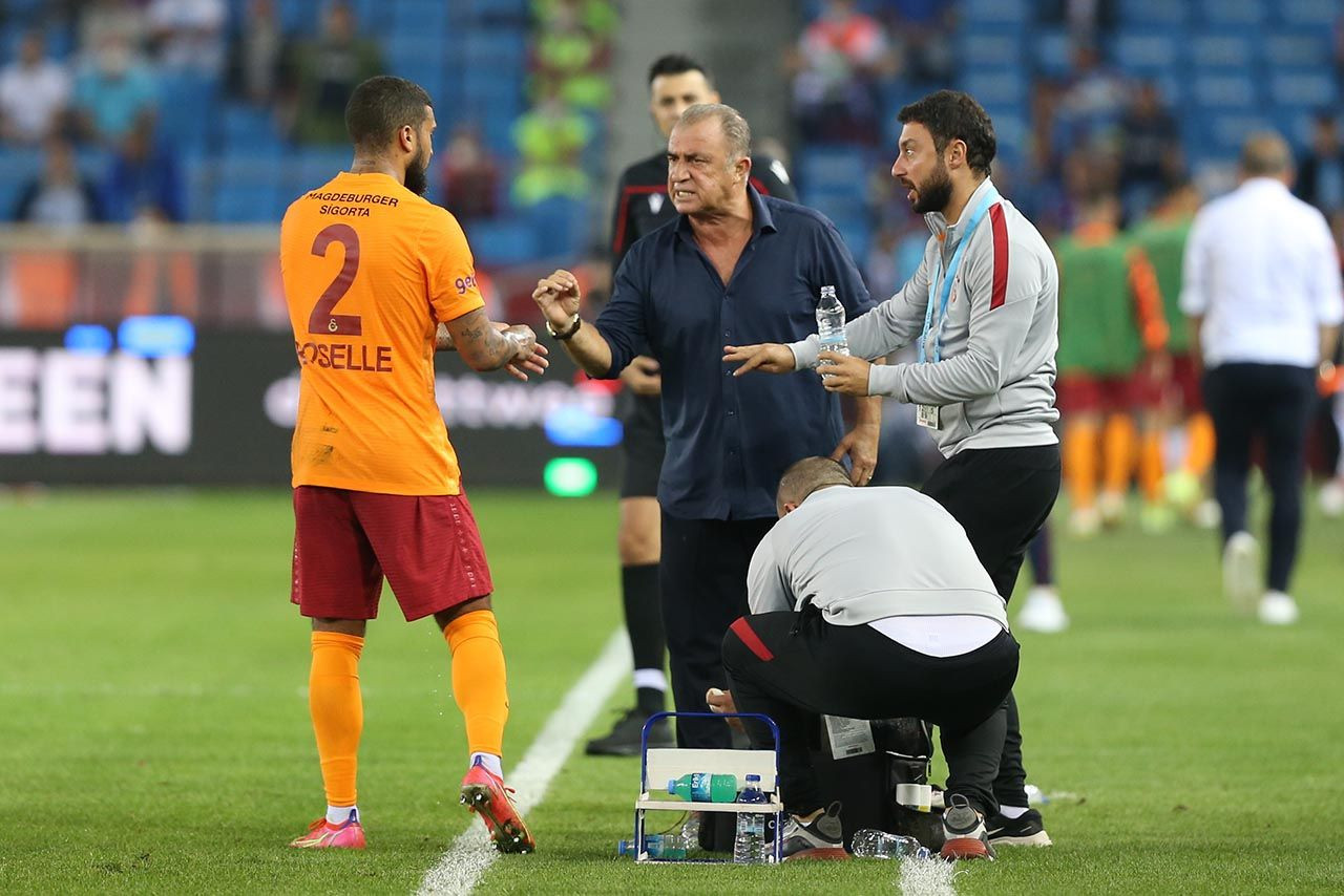 Trabzonspor ile Galatasaray 1'er puanı paylaştı - Resim: 3