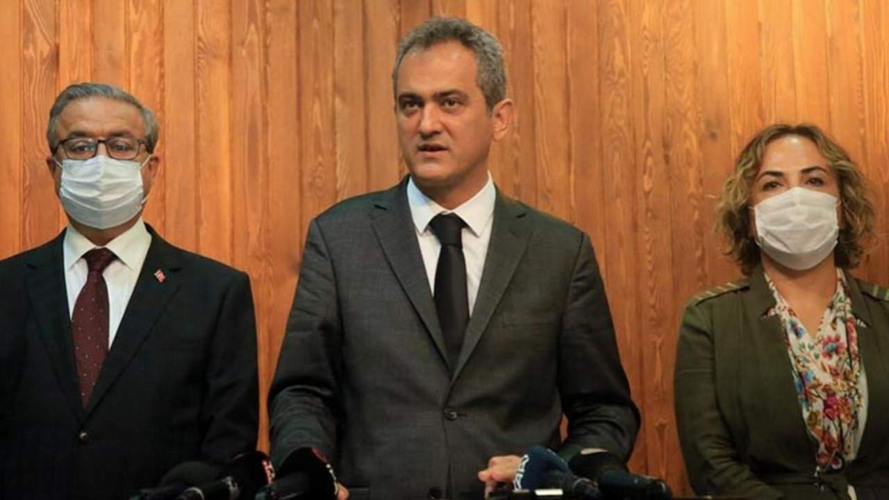 Bakanı Özer açıkladı! İşte pozitif vaka ve temas nedeniyle eğitime ara verilen derslik sayısı