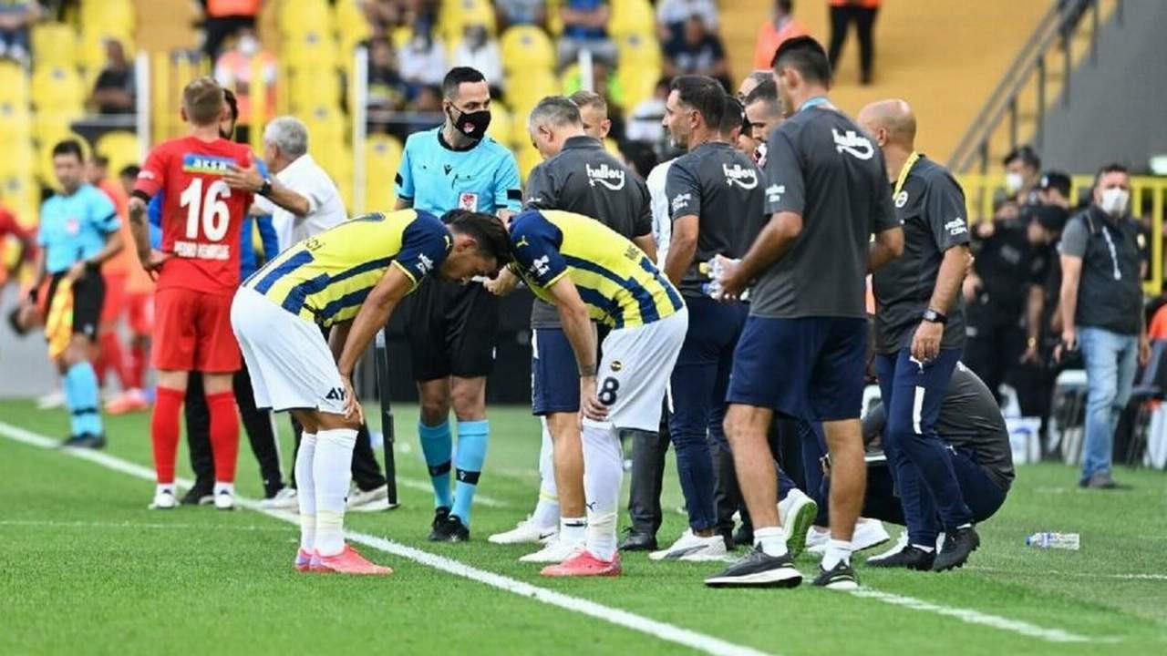 Kadıköy'de kabus! Fenerbahçe'de üç futbolcu aynı anda sakatlandı