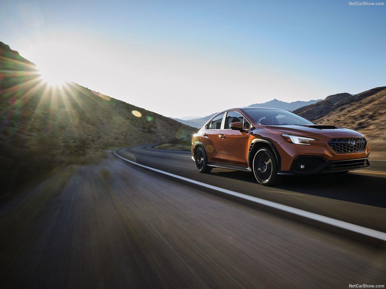 Subaru WRX yeniden doğuyor! İşte karşınızda 2022 model Subaru WRX - Resim: 3