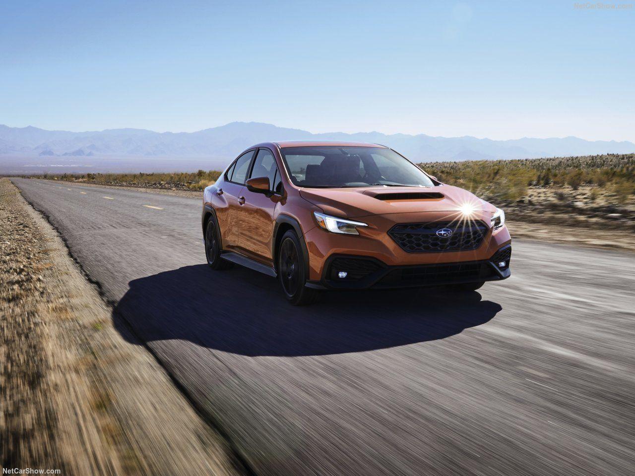 Subaru WRX yeniden doğuyor! İşte karşınızda 2022 model Subaru WRX - Resim: 4