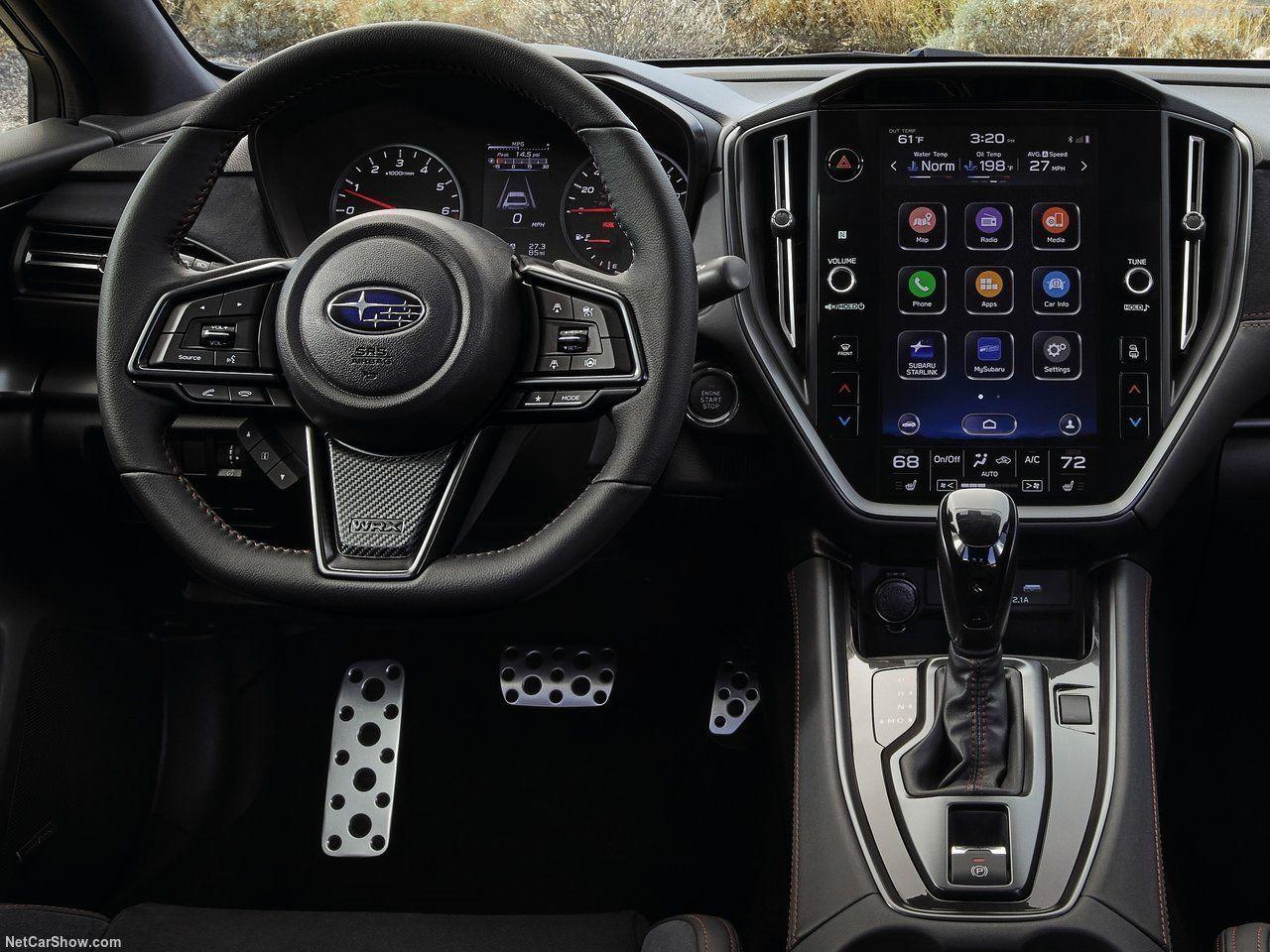 Subaru WRX yeniden doğuyor! İşte karşınızda 2022 model Subaru WRX - Resim: 2