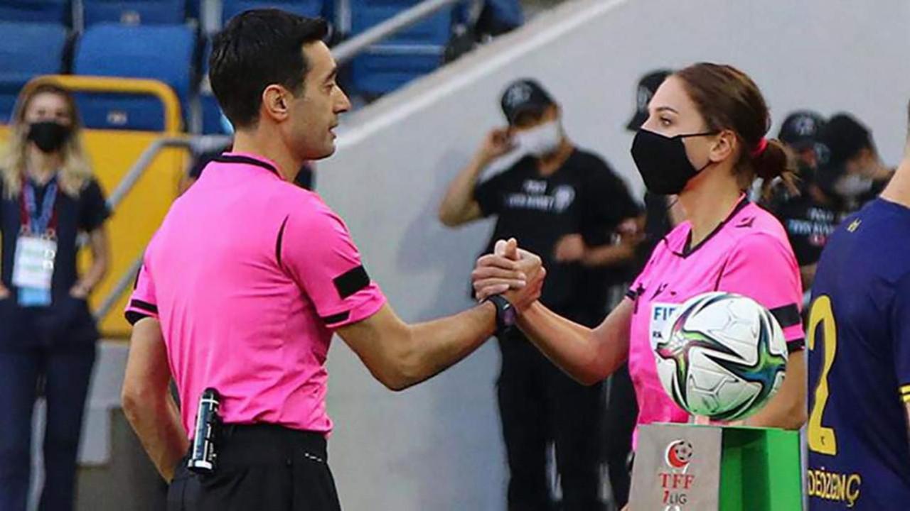Türk futbolunda bir ilk yaşandı