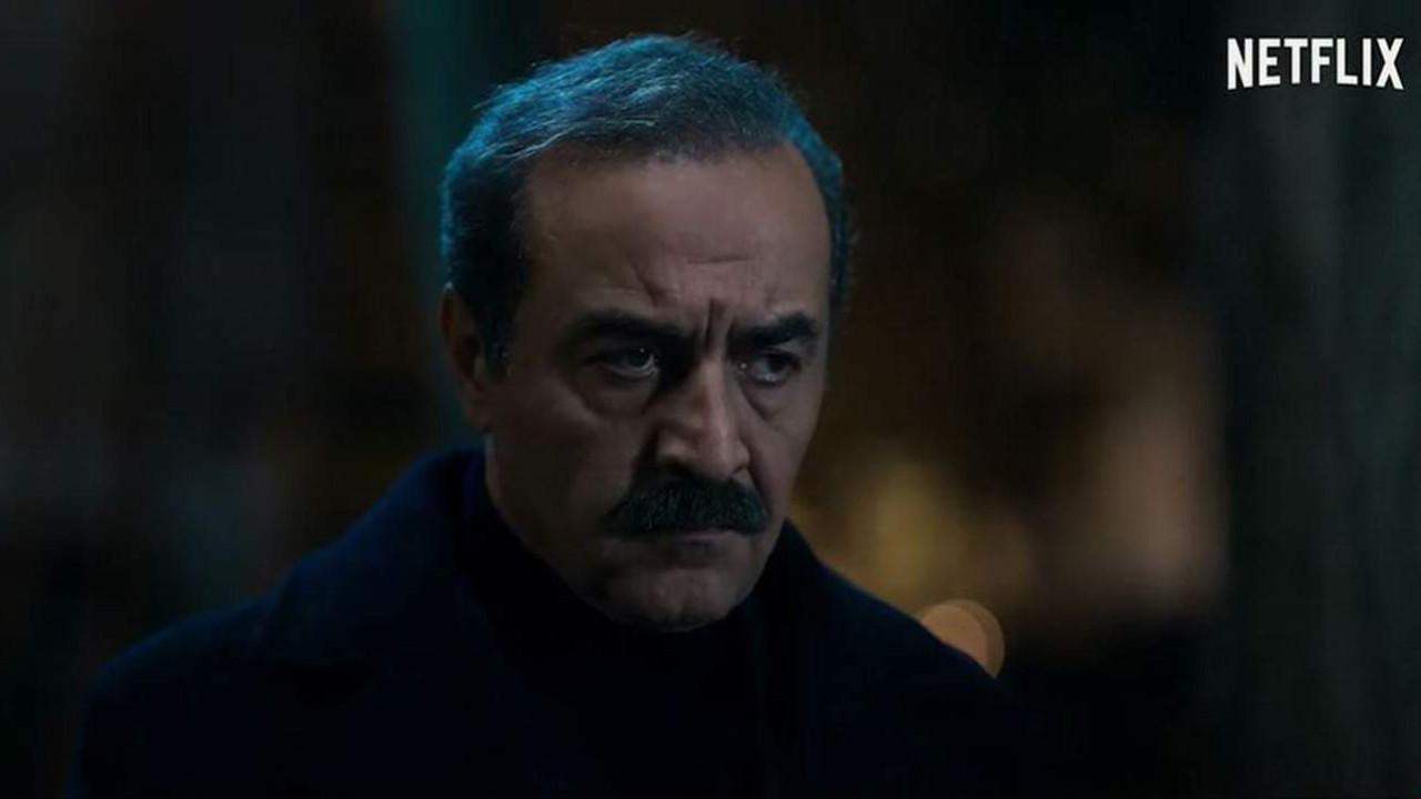 Yılmaz Erdoğan'dan Netflix sürprizi