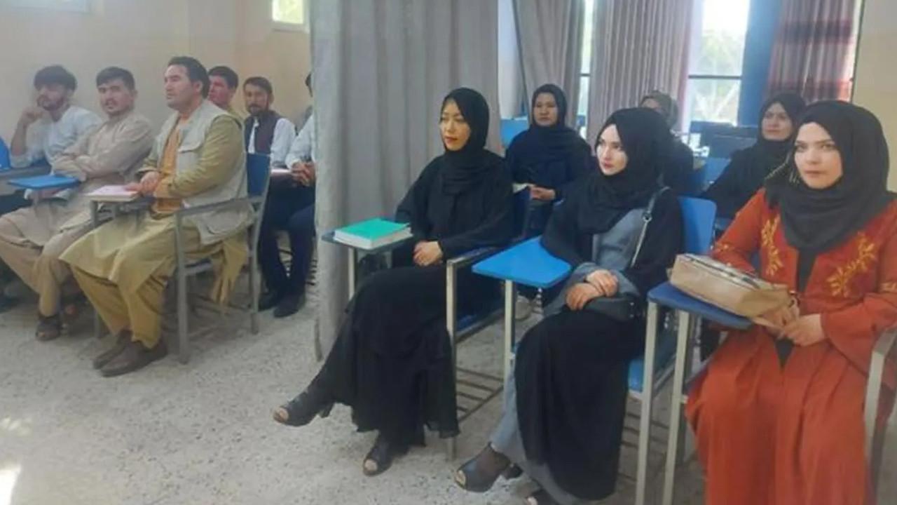 Taliban'dan ''karma eğitim'' kararı
