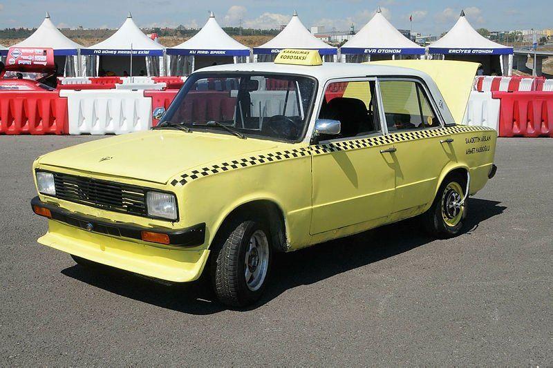 1989 model Serçe'yi, ''sürücüsüz'' taksiye çevirdiler - Resim: 2