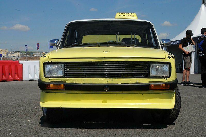 1989 model Serçe'yi, ''sürücüsüz'' taksiye çevirdiler - Resim: 4
