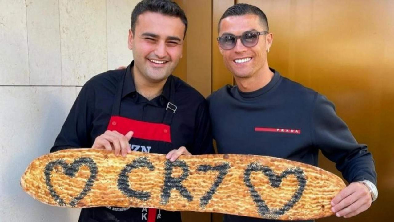 Cristiano Ronaldo'dan CZN Burak'a sürpriz teklif