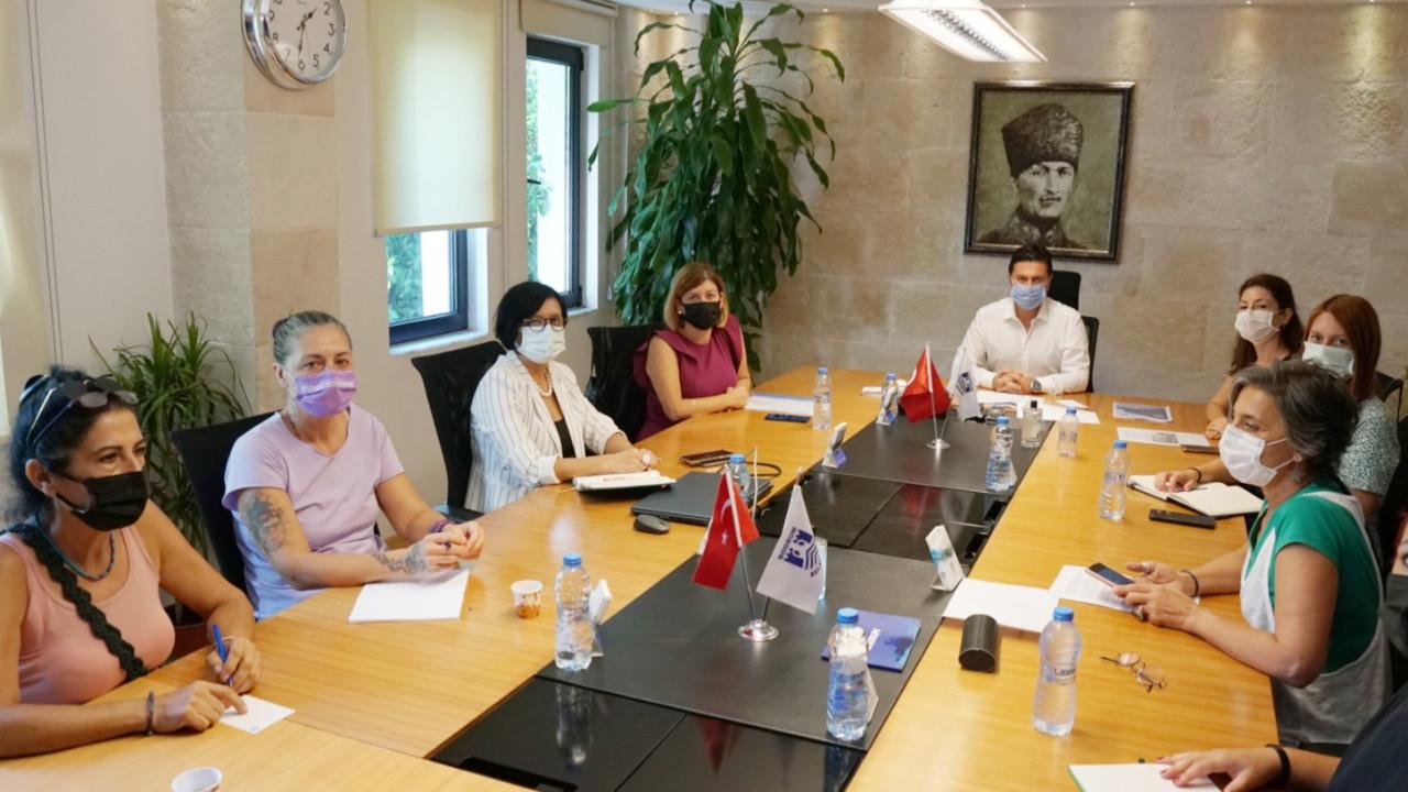 Bodrum ''Eşitlikçi kent'' olma yolunda hızla ilerliyor