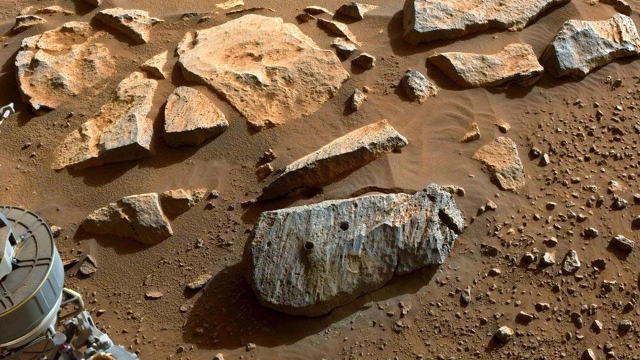 Mars'tan alınan örnekler incelendi! Sonuçlar heyecan verici