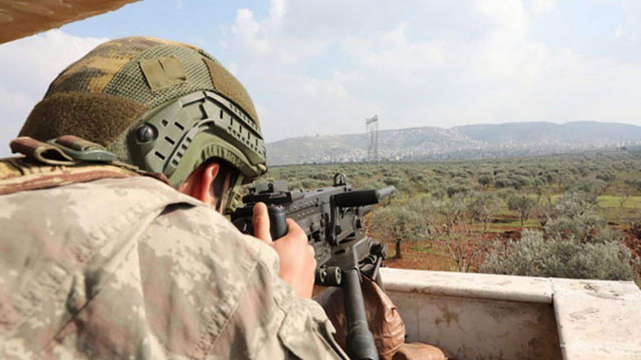 PKK'dan kaçan örgüt üyesi teslim oldu
