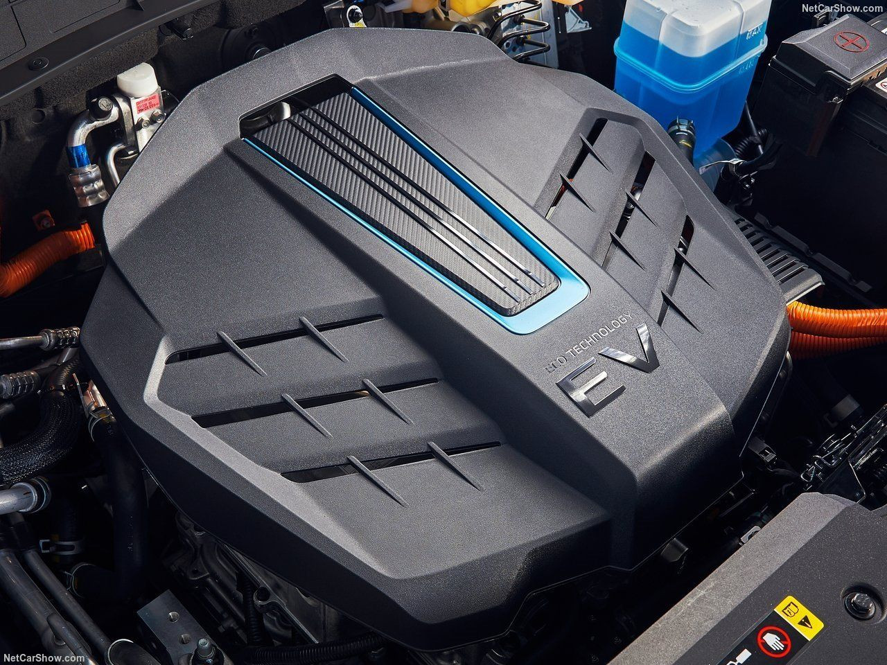 Hyundai'nin yeni elektrikli SUV'u Türkiye'de... İşte 2021 Hyundai Kona Electric - Resim: 3