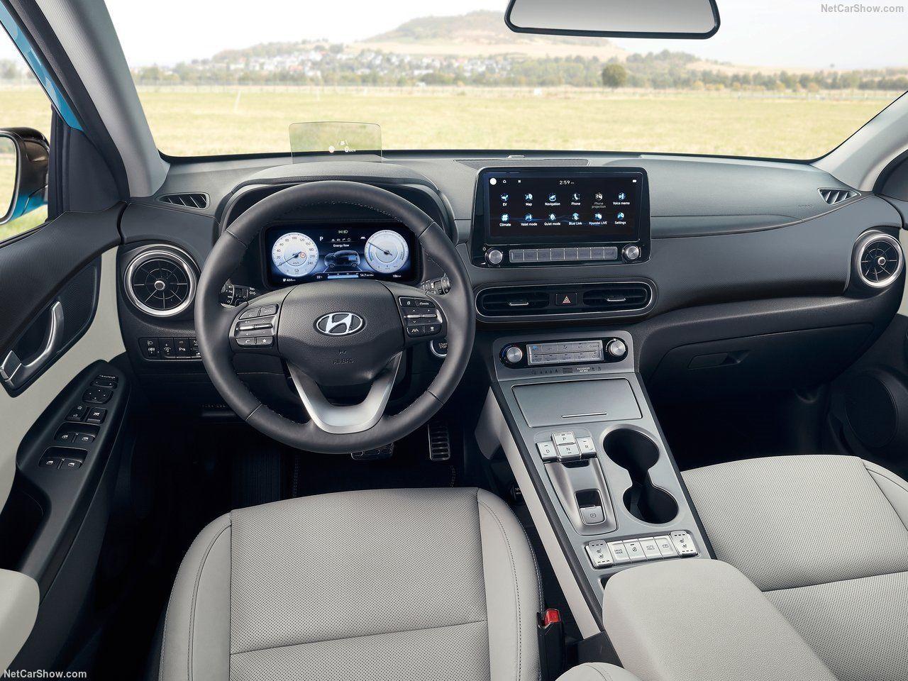 Hyundai'nin yeni elektrikli SUV'u Türkiye'de... İşte 2021 Hyundai Kona Electric - Resim: 4