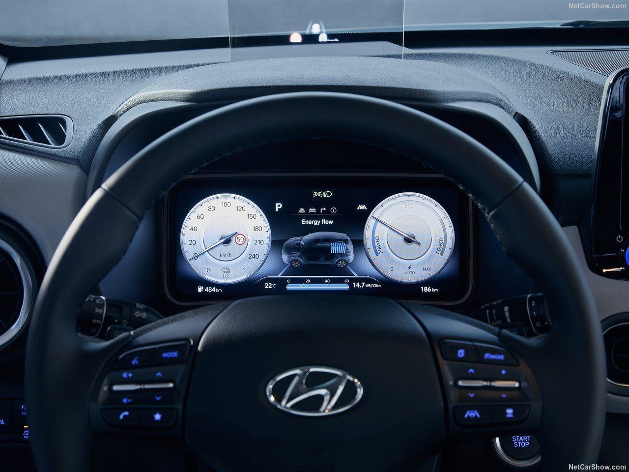 Hyundai'nin yeni elektrikli SUV'u Türkiye'de... İşte 2021 Hyundai Kona Electric - Resim: 2
