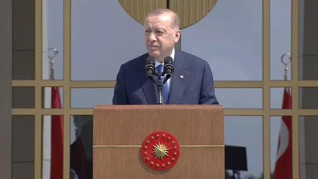 Erdoğan: ''İşçilere yüzde 34 zam yaptık''