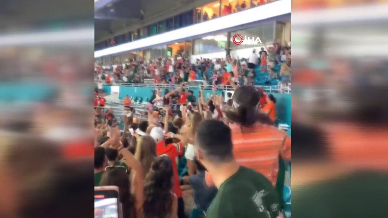 Futbol maçında yürekleri ağızlara getiren olay - Resim: 3
