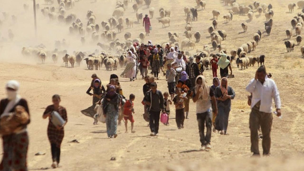 İklim değişikliği: 216 milyondan fazla insan göç edebilir