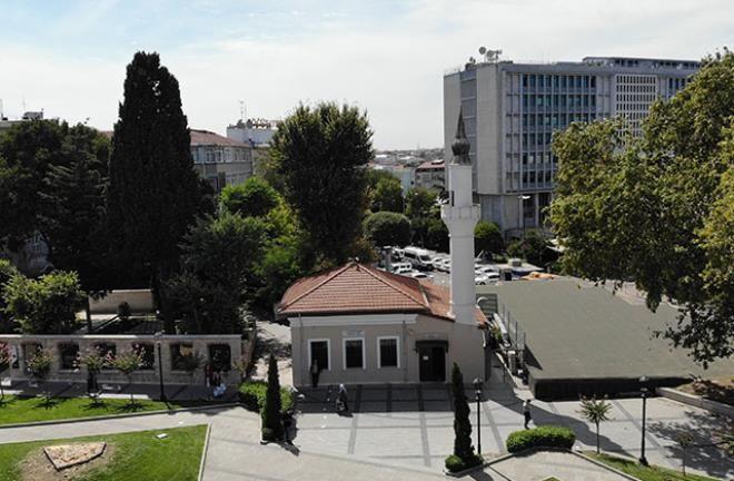 İstanbul'un en uzun isimli camisi: İnsanlar adını söylerken unutuyor - Resim: 2