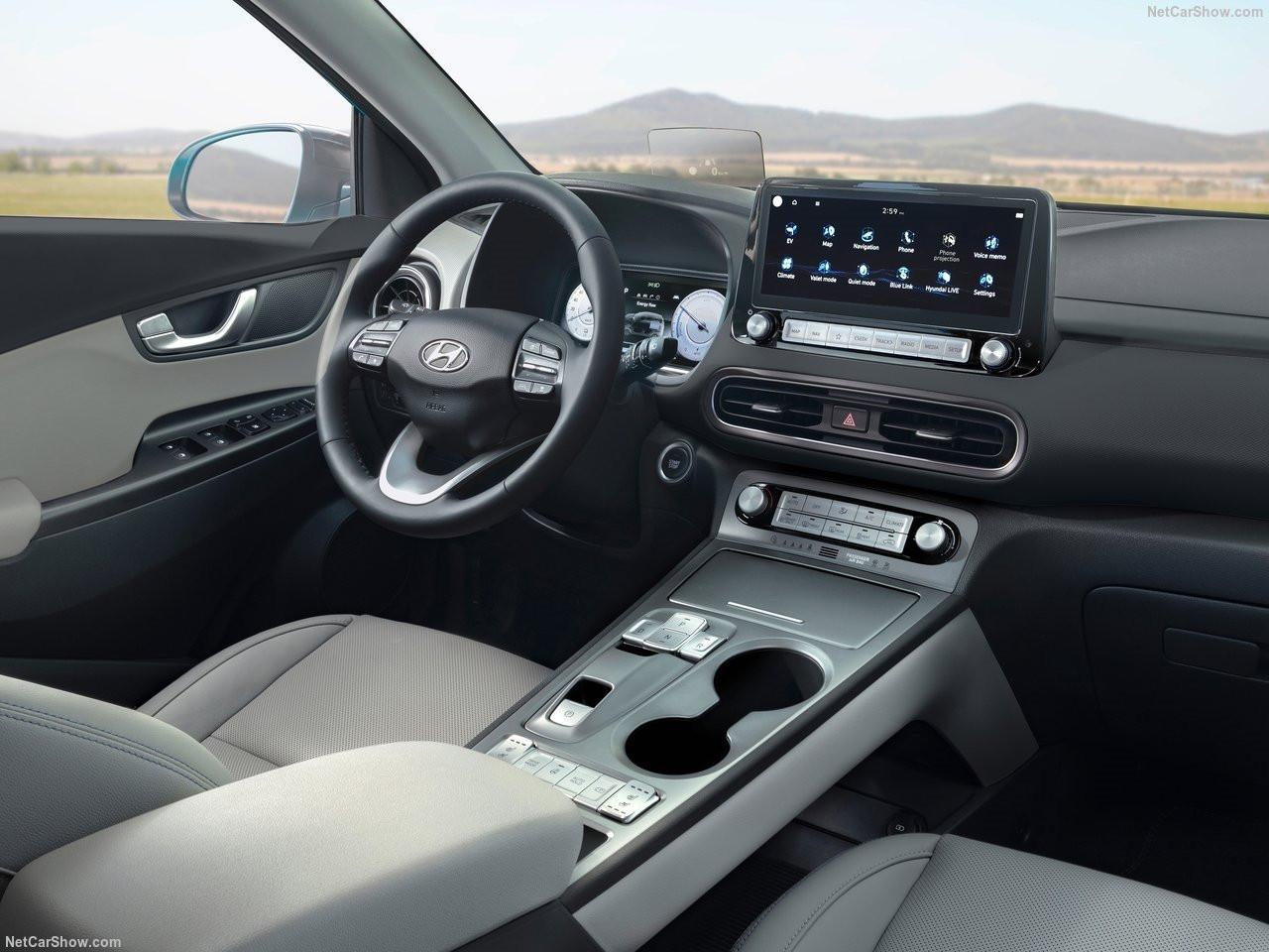Hyundai'nin yeni elektrikli SUV'u Türkiye'de... İşte 2021 Hyundai Kona Electric