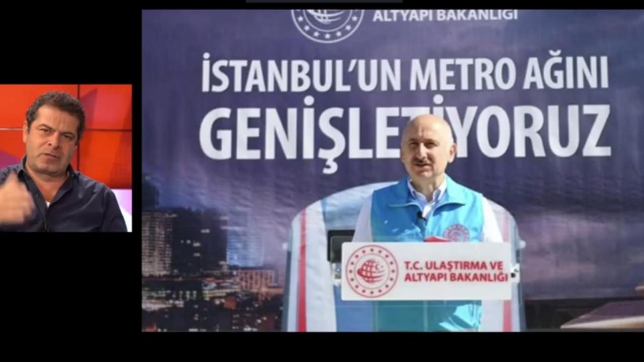 Cüneyt Özdemir'den Bakanlığa ''Allah akıl fikir versin'' tepkisi