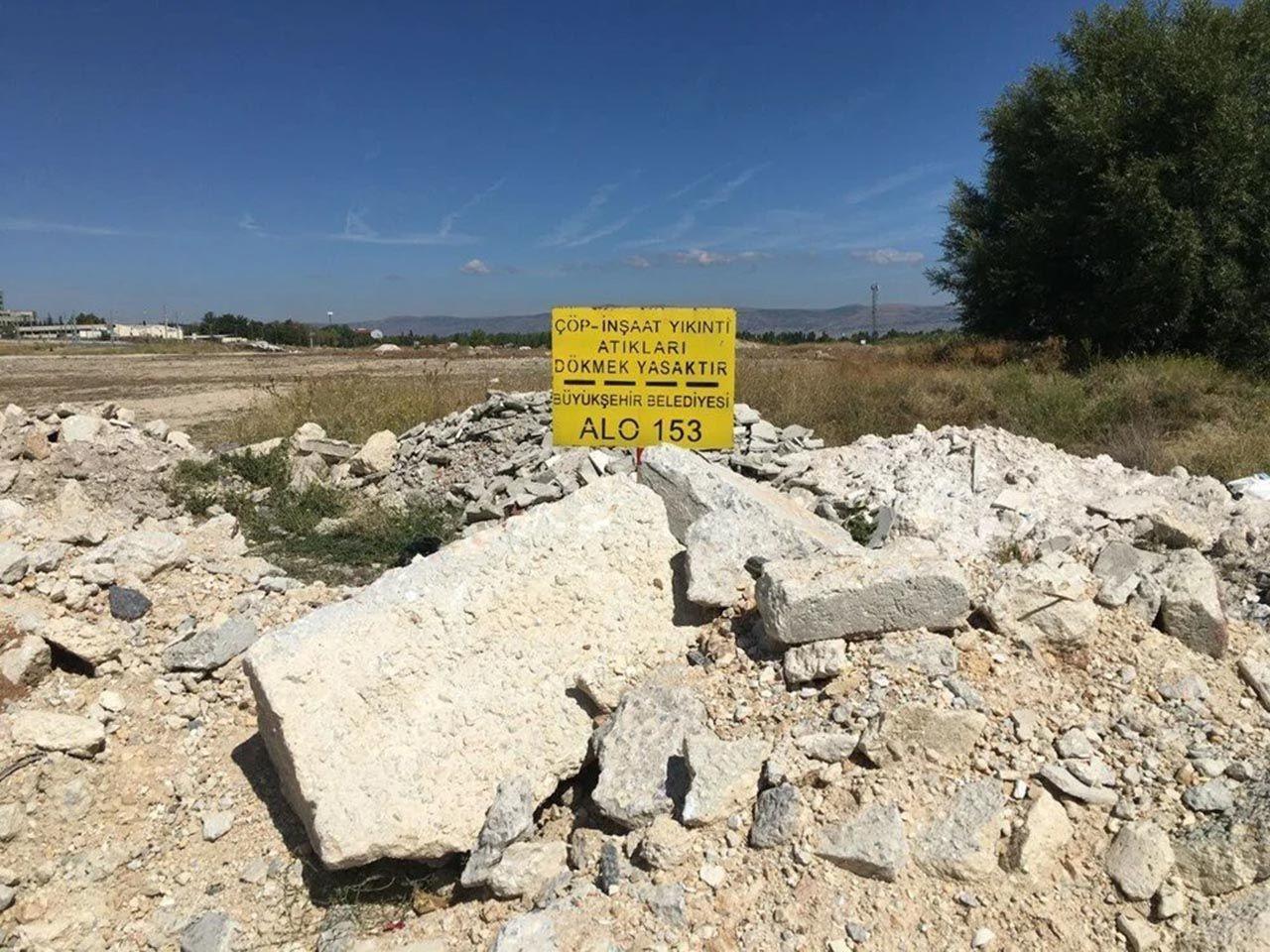 Eskişehir'de tepki çeken görüntü - Resim: 1