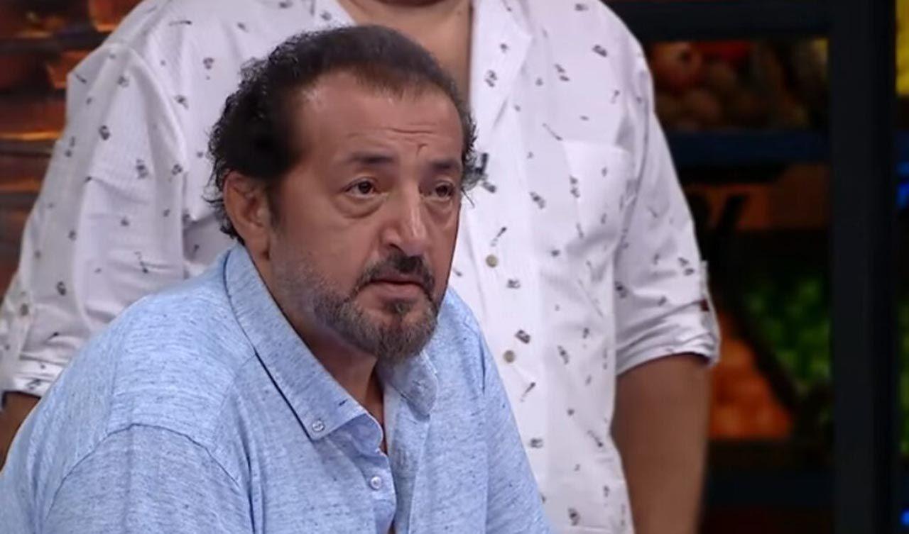 MasterChef'te Mehmet şef resti çekti: ''Bir dahaki uyarımız böyle olmaz'' - Resim: 1
