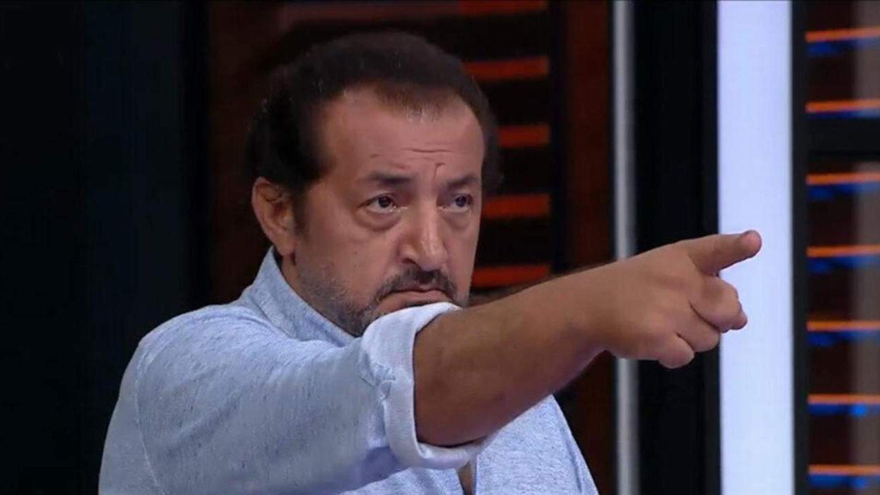 MasterChef'te Mehmet şef resti çekti: ''Bir dahaki uyarımız böyle olmaz''