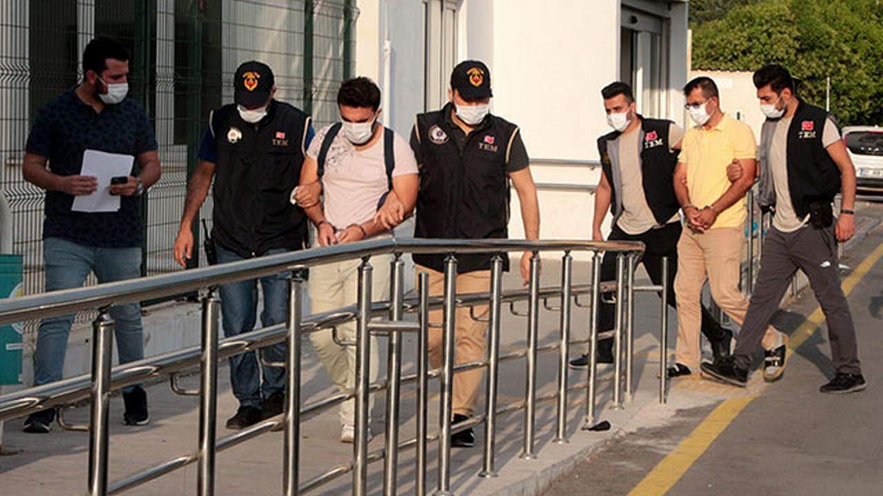 Adana'da FETÖ operasyonu: 8 gözaltı