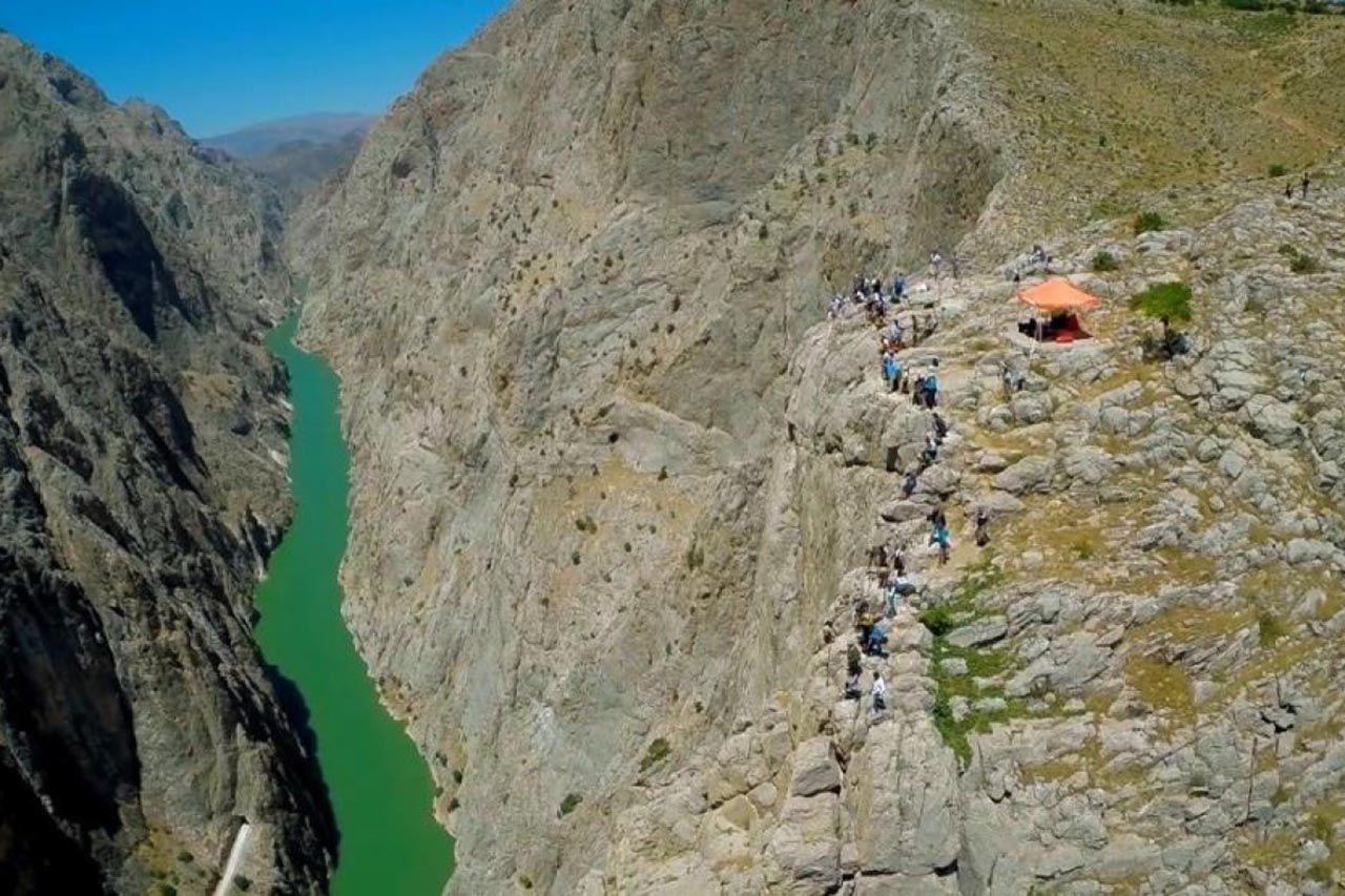 Türkiye'nin gizli cennetiydi, Dünya Geçici Miras Listesi'ne alındı - Resim: 1
