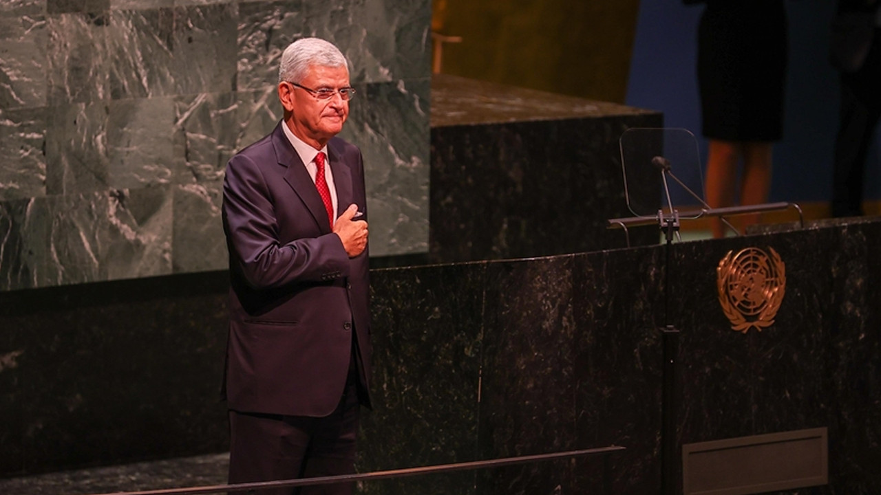 BM Genel Kurul Başkanı Volkan Bozkır görevini devretti