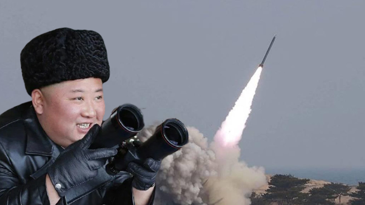 Kuzey Kore bir füze daha ateşledi