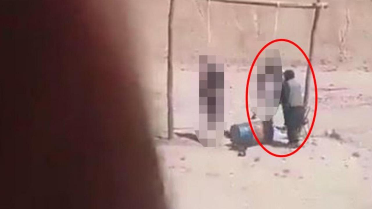 Taliban'ın idam görüntüleri kan dondurdu