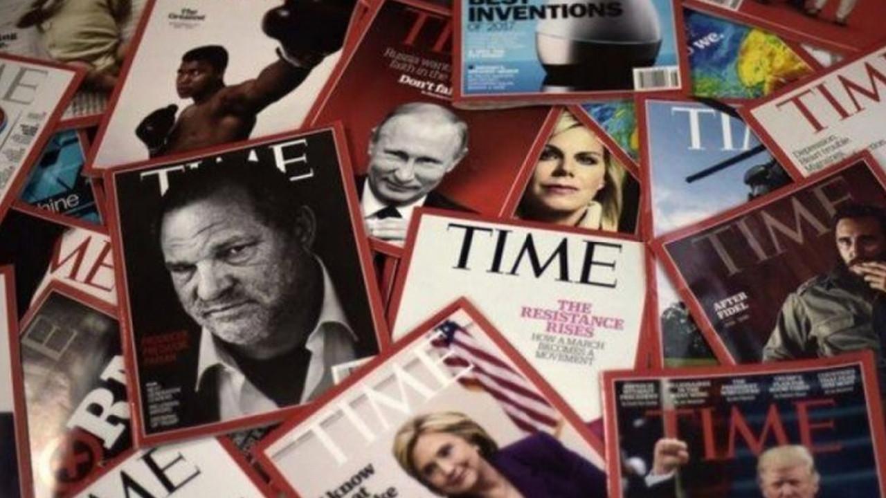 Time dergisi en etkili 100 kişiyi seçti: Listede tek Türk var